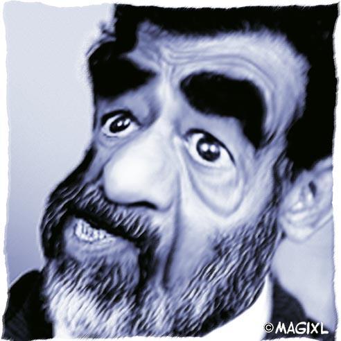 Sadaam Hussein