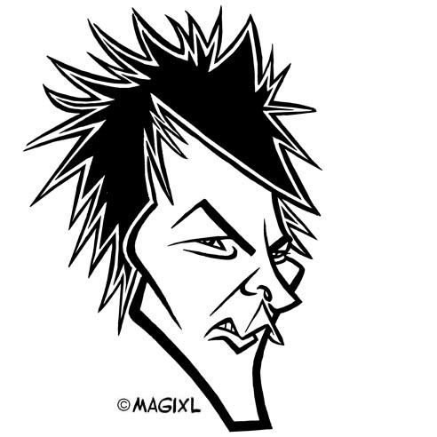 Sid Vicious (Sex Pistols)