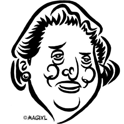 Madeleine Allbright