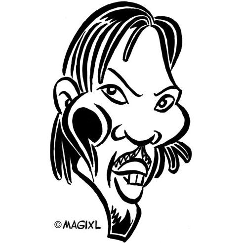 Les Caricatures !!! Drogba