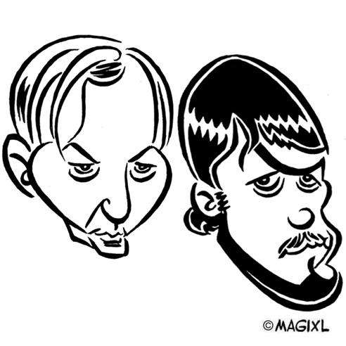 Chevallier et Laspales