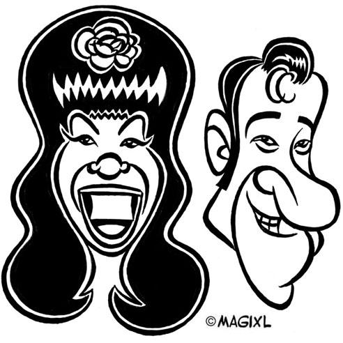 Shirley et Dino