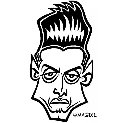 Rami Malek - Mr. Robot