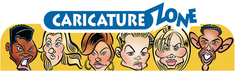 Caricature Zone logo